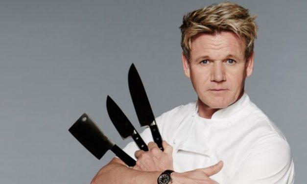 Gordon Ramsay e il trapianto di capelli!