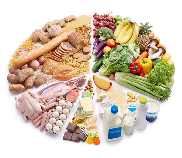 L'alimentazione giusta per capelli sani!