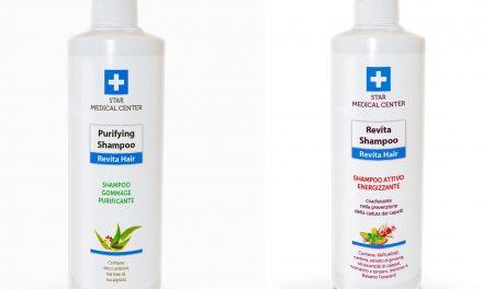La Star Medical Center mette a disposizione due shampi: