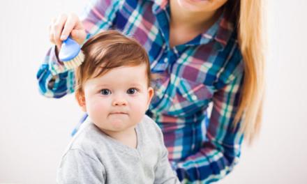 Alopecia areata nei bambini