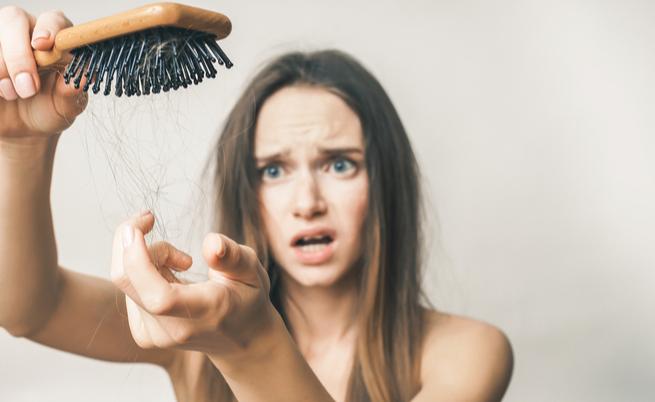 Caduta dei capelli – problema psicologico