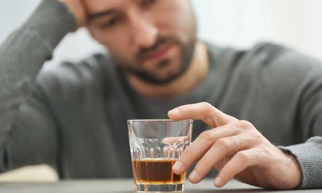 L'alcol e la perdita dei capelli