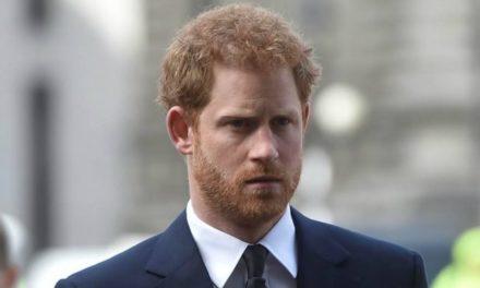 Il Principe Harry e la perdita dei capelli