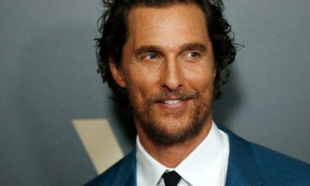 Matthew McConaughey e il trapianto dei capelli