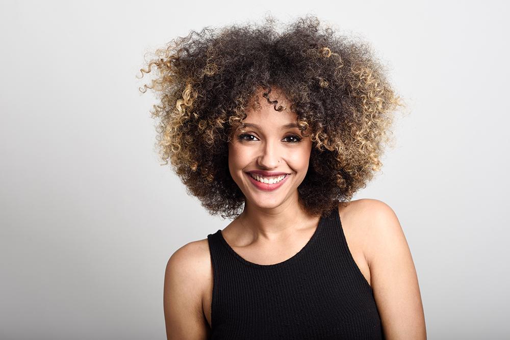 Perdita di capelli al femminile