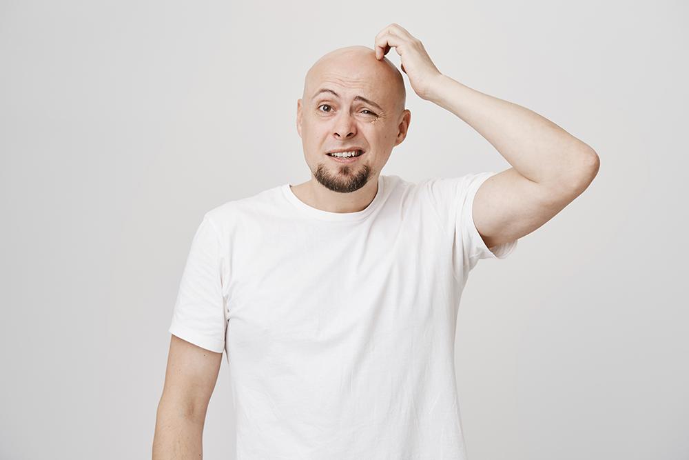 Trapianto capelli: complicazioni